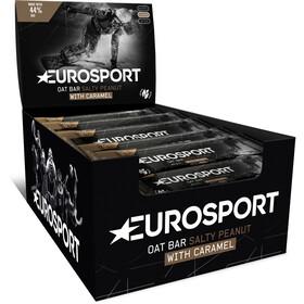 Eurosport nutrition Oat Bar Box 20 x 45g, Oat Bar Salty Peanut